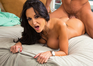 swallowing Ava Addams and Johnny Castle
