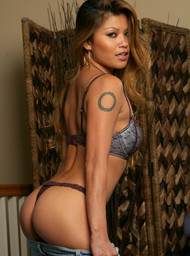 Charmane Star in mydadshotgirlfriend - Centerfold
