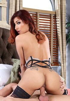 naughtyamerica Jade Jantzen and Brad Sterling
