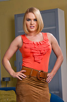 Krissy Lynn and Johnny Castle in mydadshotgirlfriend