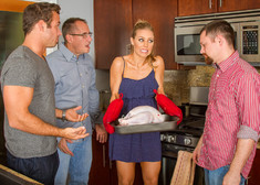 Nicole Aniston and Chad White in mydadshotgirlfriend