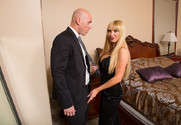 Nikki Benz and Johnny Sins in mydadshotgirlfriend - Sex Position 1