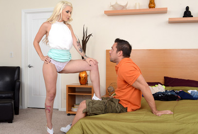 naughtyamerica Stevie Shae and Johnny Castle