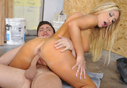 Tasha Reign and Seth Gamble in mydadshotgirlfriend - Sex Position 2