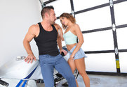 Adriana Chechik and Johnny Castle in myfriendshotgirl - Sex Position 1
