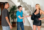 Alanah Rae and Michael Vegas in myfriendshotgirl - Sex Position 1