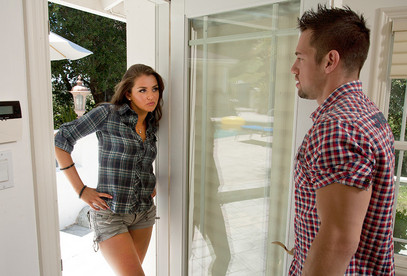 naughtyamerica Allie Haze and Johnny Castle