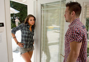 Allie Haze and Johnny Castle in myfriendshotgirl - Sex Position 1