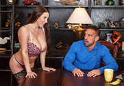 Angela White and Johnny Castle in myfriendshotgirl - Sex Position 1