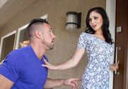Ariana Marie and Johnny Castle in myfriendshotgirl - Sex Position 1