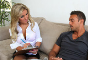 Aubrey Addams and Rocco Reed in myfriendshotgirl - Sex Position 1
