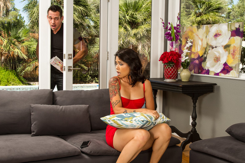 Dana Vespoli and Johnny Castle in myfriendshotgirl