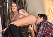 Elena Koshka and Ryan Driller in myfriendshotgirl - Sex Position 2