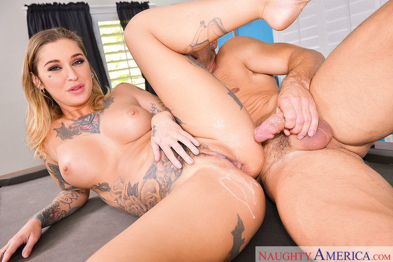 myfriendshotgirl.com Kleio Valentien and Johnny Castle