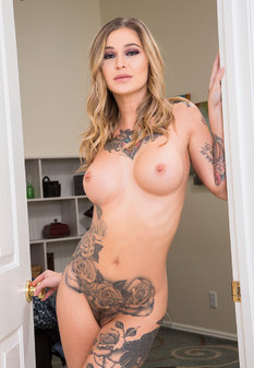 naughtyamerica Kleio Valentien and Ryan Driller