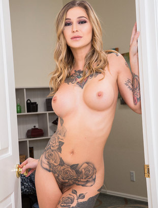 Kleio Valentien and Ryan Driller naughtyamerica