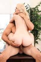 Lily Rader and JMac in myfriendshotgirl