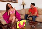 Maddy O'Reilly and Mick Blue in myfriendshotgirl - Sex Position 1