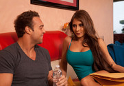 Madison Ivy and Rocco Reed in myfriendshotgirl - Sex Position 1