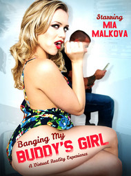Mia Malkova and Xander Corvus in myfriendshotgirl - Centerfold