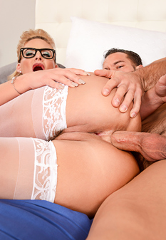 Phoenix Marie and Johnny Castle