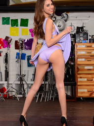 Riley Reid and Chad White in myfriendshotgirl - Centerfold