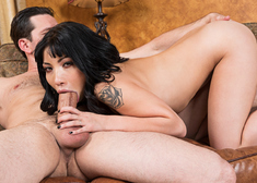 Rina Ellis and Preston Parker in myfriendshotgirl