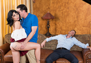 Rina Ellis and Preston Parker in myfriendshotgirl - Sex Position 1