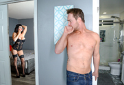 Romi Rain and Van Wylde in myfriendshotgirl - Sex Position 1