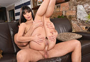 Violet Starr and Ryan Driller in myfriendshotgirl - Sex Position 2