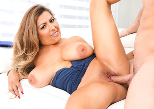 big-natural-tits Alessandra Miller and Peter Green