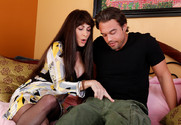 Alexandra Silk in myfriendshotmom - Sex Position 1