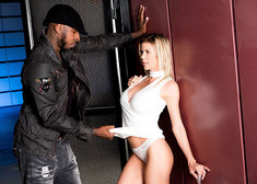 Alexis Fawx and Jon Jon in myfriendshotmom