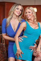 Alexis Fawx and Julia Ann and Lucas Frost in myfriendshotmom
