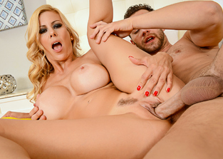 dominant Alexis Fawx and Seth Gamble
