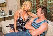 Alexis Fawx and Van Wylde in myfriendshotmom - Sex Position 1