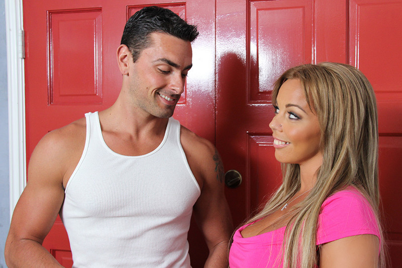 Amber Lynn Bach and Ryan Driller in myfriendshotmom
