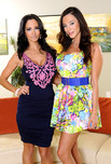 myfriendshotmom.com Ariella Ferrera, Ava Addams and Johnny Castle