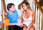 myfriendshotmom.com Aubrey Black and Rion King