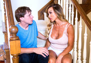 Aubrey Black and Rion King in myfriendshotmom - Sex Position 1