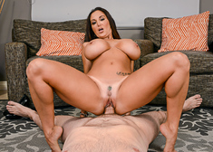 Ava Addams and Preston Parker in myfriendshotmom