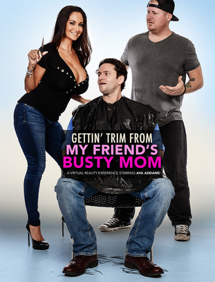 myfriendshotmom Ava Addams and Preston Parker