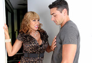 Ava Devine and Ryan Driller in myfriendshotmom - Sex Position 1