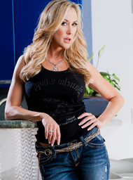 Brandi Love and Bill Bailey in myfriendshotmom - Centerfold