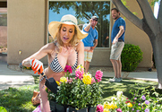 Brandi Love and Van Wylde in myfriendshotmom - Sex Position 1