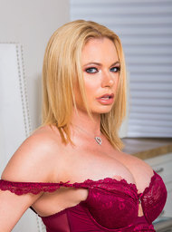 Briana Banks and Rion King in myfriendshotmom - Centerfold