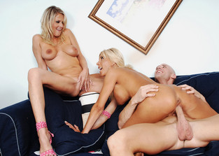 threesome Misty Vonage 3 and Bridgett Lee 3