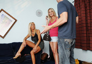 Misty Vonage 3 and Bridgett Lee 3 in myfriendshotmom - Sex Position 1