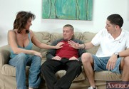 Deauxma, Alex Gonz and Jack Venice in myfriendshotmom - Sex Position 1