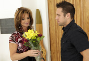 Deauxma and Johnny Castle in myfriendshotmom - Sex Position 1